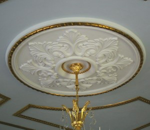 Ceiling Roses/Centres